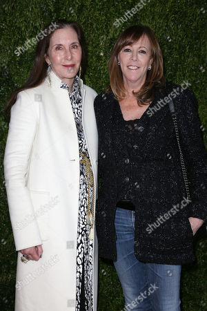 Stock Picture of Laurie Simmons and Jane Rosenthal