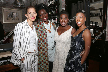 Alysia Reiner, Adepero Oduye, Uzo Aduba and Samira Wiley
