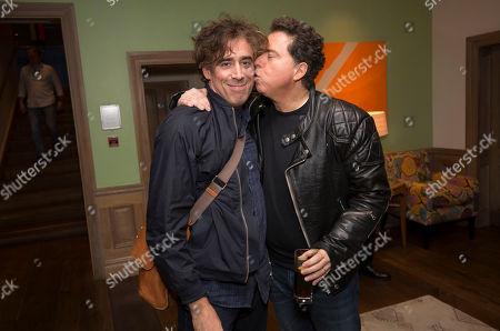 Sacha Gervasi and Stephen Mangan