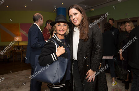 Lulu and Jessica de Rothschild