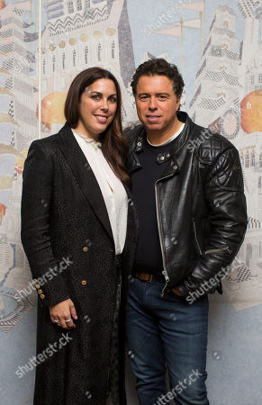 Editorial picture of 'My Dinner with Herve' film premiere, London, UK - 16 Oct 2018