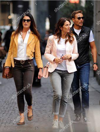 Daniela Ferolla and Massimiliano Ossini