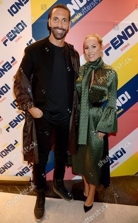 Editorial image of Fendi Mania collection launch, London, UK - 16 Oct 2018