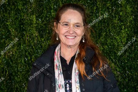 Melissa Leo attends Through Her Lens: The Tribeca Chanel Women's Filmmaker Program Luncheon at Locanda Verde, in New York