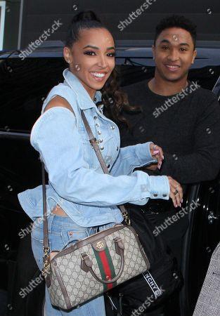 Tinashe, Brandon Armstrong