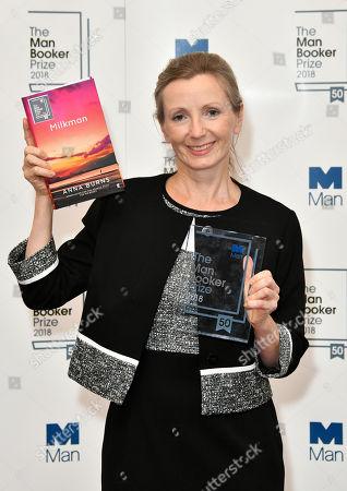 Man Booker Prize, London