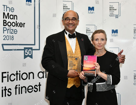 Kwame Anthony Appiah, Anna Burns wins 2018 Man Booker Prize for Fiction with her novel 'Milkman'
