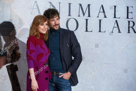 Natalia Molina, Daniel Grao