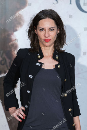 Stock Photo of Natalia Mateo