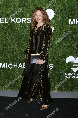 Editorial image of 12th Annual God's Love We Deliver 'Golden Heart Awards', Arrivals, New York, USA - 16 Oct 2018