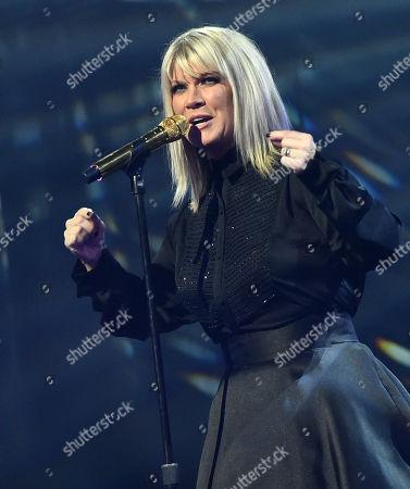 Singer/Songwriter Natalie Grant