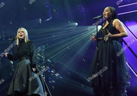 Editorial picture of 49TH Annual Dove Awards, Show, Nashville, USA - 16 Oct 2018