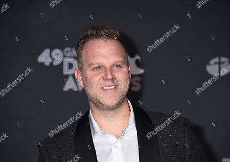 Editorial picture of 49th Annual Dove Awards, Arrivals, Nashville, USA - 16 Oct 2018