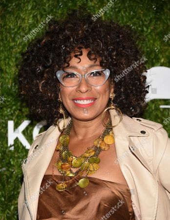 Tamara Tunie attends the God's Love We Deliver Golden Heart Awards at Spring Studios, in New York
