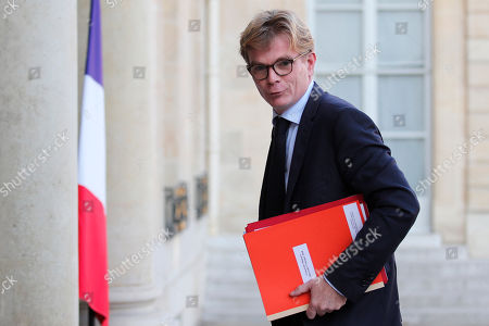 Editorial image of Government Reshuffle, Paris, France - 17 Oct 2018