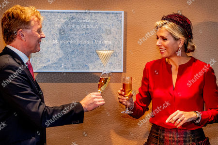 Reopening of the modernized office of the Dutch Association of Insurers, The Hague