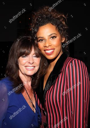 Vicki Michelle and Rochelle Humes