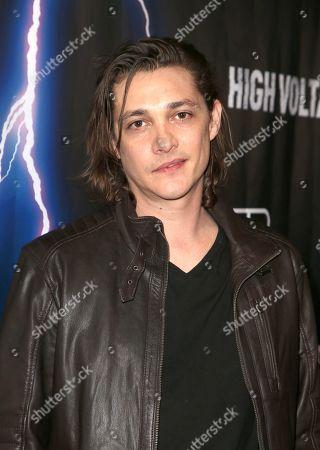 Stock Photo of Ryan Donowho