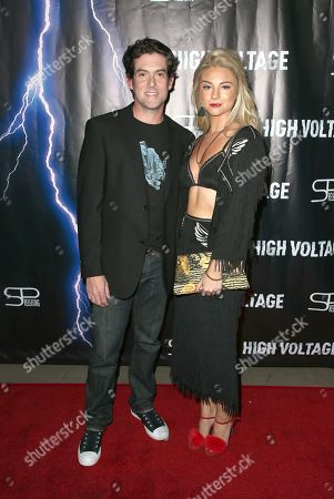 Editorial image of 'High Voltage' film premiere, Los Angeles, USA - 16 Oct 2018