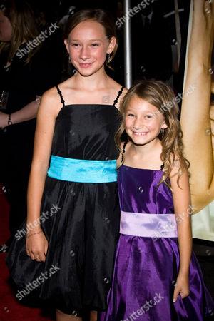 Hailey and Tatum McCann