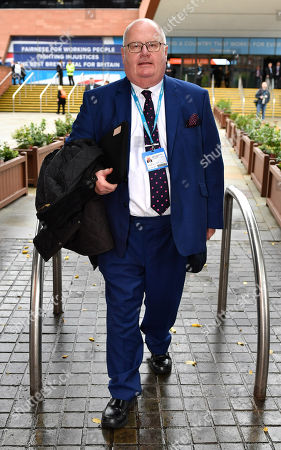 The Rt Hon Sir Eric Pickles - Conservative Party Conference At Manchester Central Convention Centre Greater Manchester. 1/10/17.