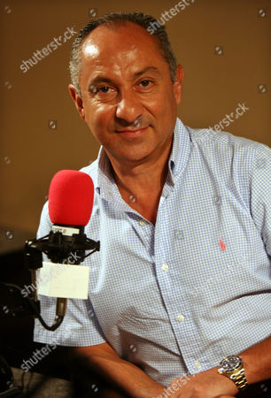 Stock Picture of Ossie Ardilles