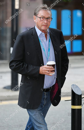 Stock Picture of Lord Ashcroft. - Conservative Party Conference At Manchester Central Convention Centre Greater Manchester.