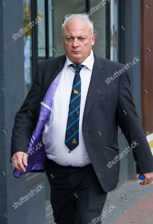 Robert Webb Appearing For Sentencing At Kingston Crown Court Today 4th October. He Has Admitted Forging The Will Of Ex Girlfriend Robyn Mercer Who Was Found Murdered On Her Own Doorstep.