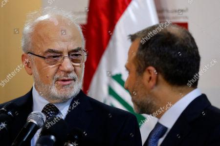 Editorial image of Iraq, Beirut, Lebanon - 17 Oct 2018