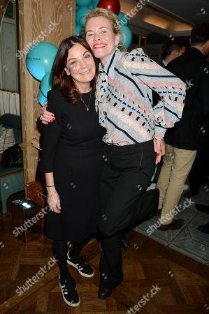 Susan Young and Erin Morris