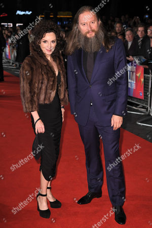 Editorial picture of 'Outlaw King' premiere, BFI London Film Festival, UK - 17 Oct 2018