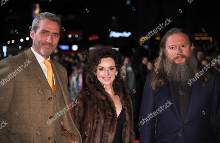 Editorial image of 'Outlaw King' premiere, BFI London Film Festival, UK - 17 Oct 2018