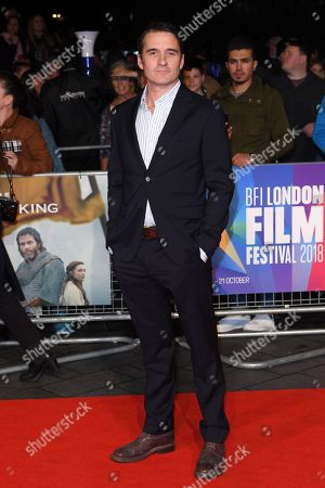 Editorial photo of 'Outlaw King' premiere, BFI London Film Festival, UK - 17 Oct 2018