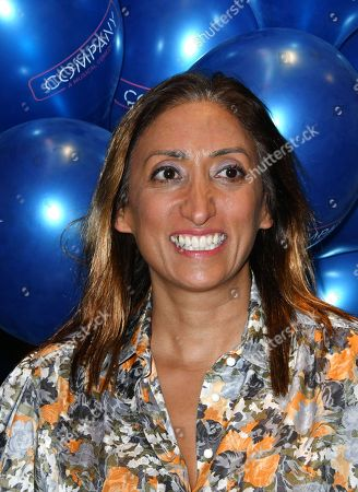 Stock Picture of Shazia Mirza
