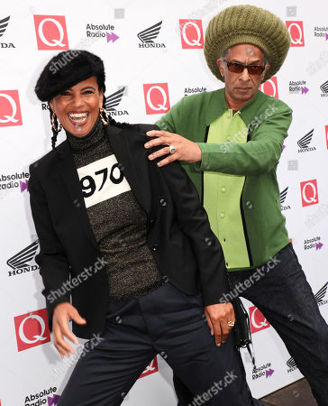 Don Letts and Neneh Cherry