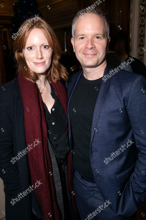 Stock Picture of Clare Foster and Damian Humbley