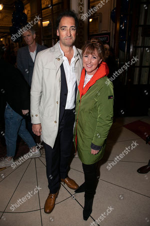 Stock Picture of Alistair McGowan and Charlotte Page