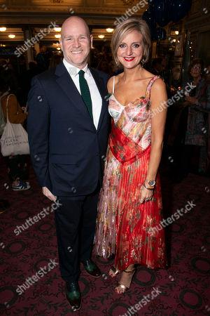 Christopher Harper (Producer) and Marianne Elliott (Director)