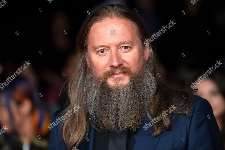 British director David Mackenzie arrives for the premiere of 'Outlaw King' at the BFI London Film Festival 2018, in London, Britain, 17 October 2018. The festival runs from the 10 to 21 October.