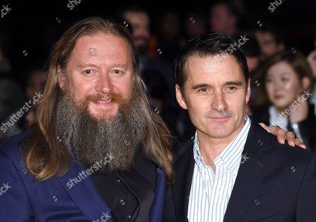 David Mackenzie and Alastair MacKenzie