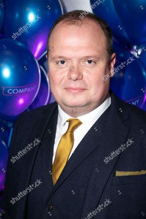 Stock Photo of Gavin Spokes (Harry)