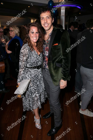 Stock Photo of Jane McMurtrie and Alex Gaumond (Paul)