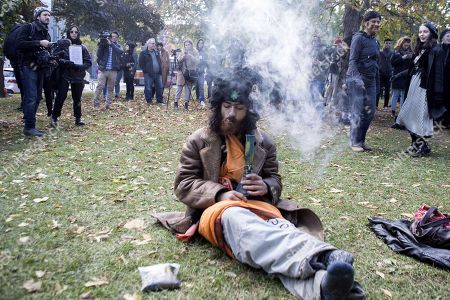 Cannabis legalised in Canada