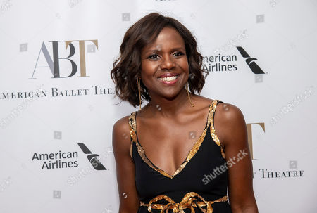 Deborah Roberts attends the American Ballet Theatre's 2018 Fall Gala at the David H. Koch Theater, in New York