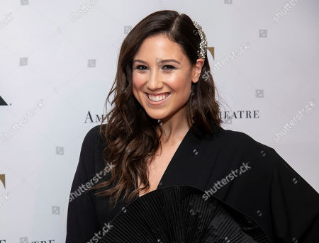 Stock Image of Toby Anne Milstein attends the American Ballet Theatre's 2018 Fall Gala at the David H. Koch Theater, in New York
