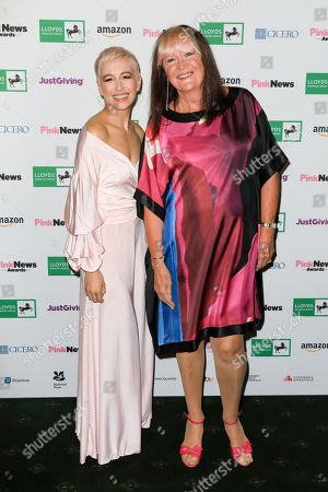 Editorial photo of Pink News Awards, Church House, London - 17 Oct 2018