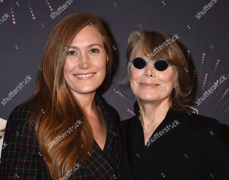 Schuyler Fisk and Sissy Spacek