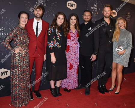 Editorial image of CMT Artists of the Year, Arrivals, Nashville, USA - 17 Oct 2018