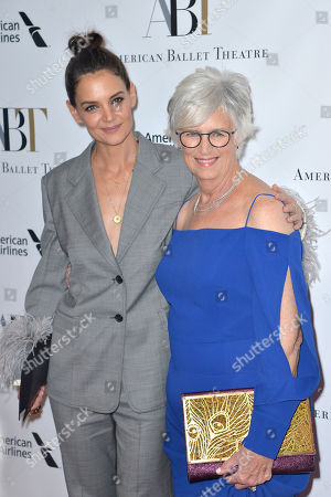 Stock Picture of Katie Holmes, Kathleen Holmes