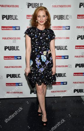 """Editorial photo of """"Mother of the Maid"""" Opening Night, New York, USA - 17 Oct 2018"""